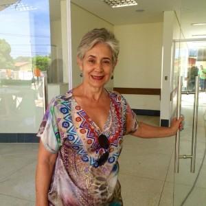 Dra. Sandra Lopes - Presidente CONVÍVIO - Foto: Karla Araújo