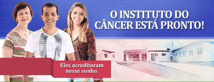 Imagem fan page do Instituto