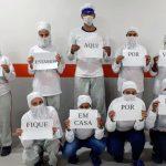 American Medical (Fábrica Maria Amália) afasta 64 funcionários classificados pelas autoridades como grupo de risco
